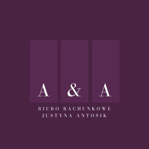 Logo A&A Biuro Rachunkowe Justyna Antosik
